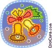 Vector Clipart picture  of a Christmas Bells