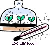 Vector Clip Art image  of a Biology