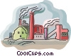 factory Vector Clipart picture