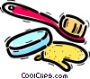 Misc Hygiene Vector Clipart image