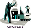 investment concept Vector Clipart graphic