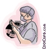 nurse Vector Clipart graphic