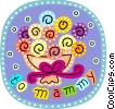 Mother's Day Vector Clip Art image