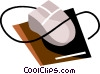 Vector Clipart graphic  of a Mouse