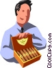 Cigars Vector Clip Art picture