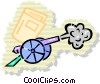 Cannons Vector Clipart picture