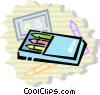 Crayons Vector Clipart graphic