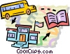 education concept Vector Clip Art picture