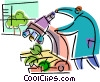 Biology Vector Clipart graphic