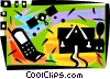 Communication Concepts Vector Clipart picture