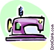 Sewing Machines Vector Clip Art image