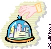 Vector Clipart picture  of a Responsibility