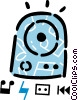 Speakers Vector Clip Art picture