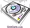 Hard Disk Drives Vector Clip Art image