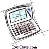 Laptops and Notebook Computers Vector Clipart graphic