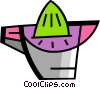 Vector Clipart graphic  of a Juicer