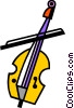 Cellos Vector Clipart illustration