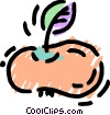 Apples Vector Clip Art picture