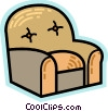 Chairs Vector Clip Art picture