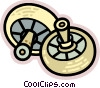 Mushrooms Vector Clip Art image