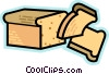 Bread Vector Clipart picture