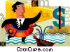 Risk Vector Clipart picture