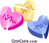 Assorted Confectionery Vector Clip Art image