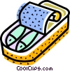 Sardines Canned Fish Vector Clipart image