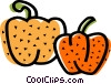 Squash Vector Clipart graphic