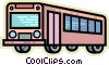 Vector Clipart picture  of a Urban Transportation