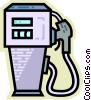 Petroleum and Gasoline Vector Clipart graphic