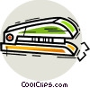 Staplers Vector Clipart picture