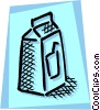 Milk Vector Clipart graphic