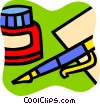 Ink Bottles Vector Clip Art picture