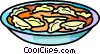 Pasta Vector Clipart image