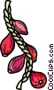 Vector Clip Art graphic  of a Onions