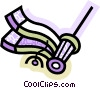 Vector Clipart picture  of a Percussion