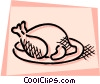 Poultry Vector Clip Art graphic