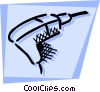 Vector Clipart graphic  of a Drills