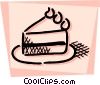 Cakes and Pastries Vector Clip Art graphic