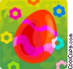 Easter egg Vector Clip Art picture