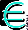 Vector Clip Art picture  of a Currency Symbols