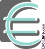 Vector Clipart illustration  of a Currency Symbols