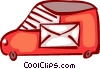 Courier Services Vector Clip Art picture