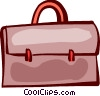 Vector Clipart illustration  of a Briefcases