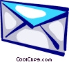 Envelopes Vector Clipart illustration