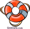 Life Vests and Preservers Vector Clipart image