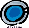 Bowls and Dishes Vector Clipart image