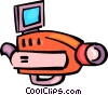 Video Cameras Vector Clip Art picture