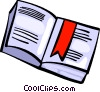 Vector Clipart image  of a Bibles